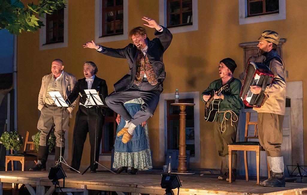 2018 Sommertheater Mühlberg