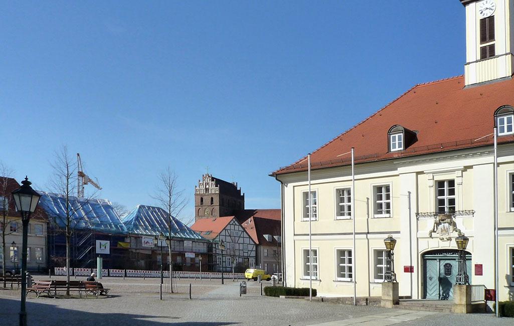 Angermünde Haus Uckermark, Kulturland 2019, Ralf Gebuhr