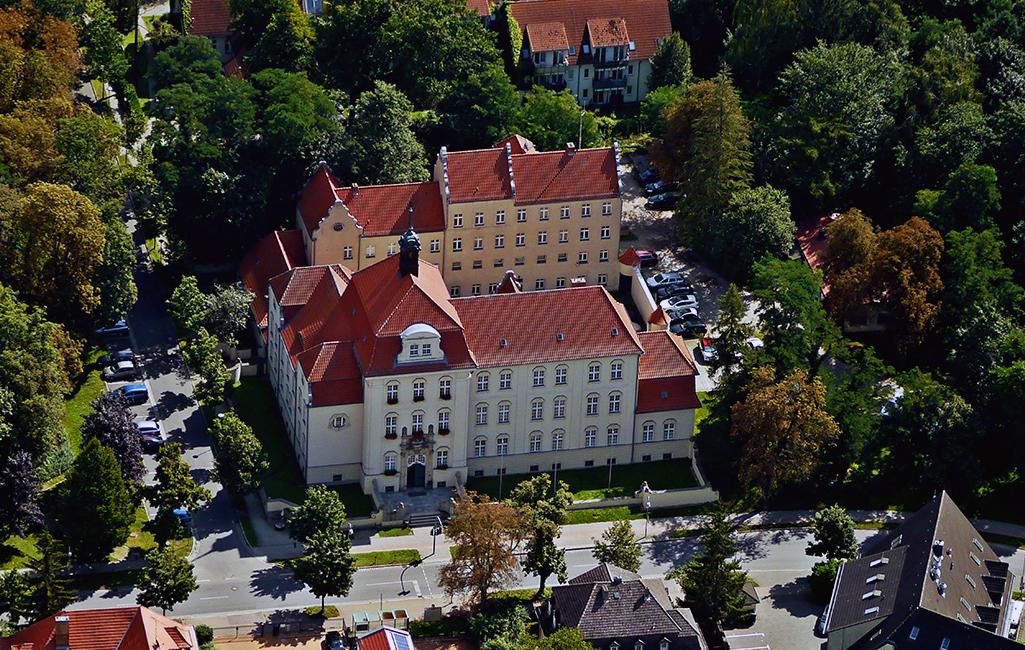 Altlandsberg Rathaus, 2017 Wolf Glaeser
