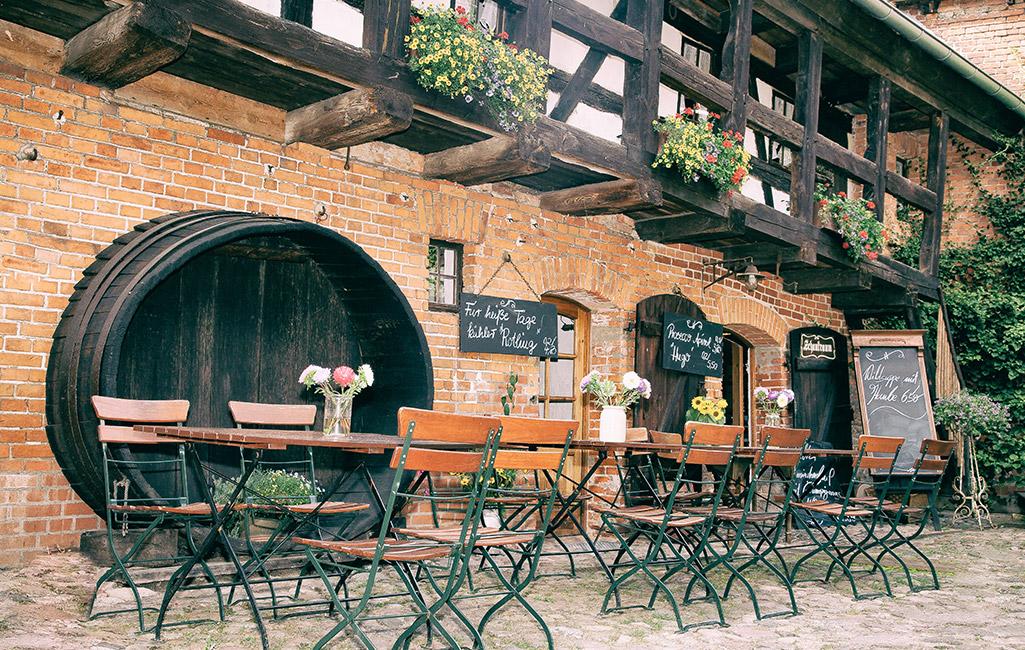 Beelitz, Alte Brauerei