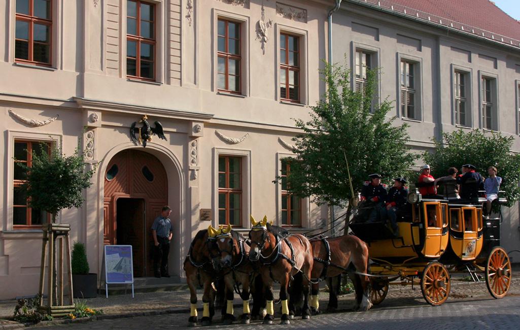 Beelitz Alte Posthalterei