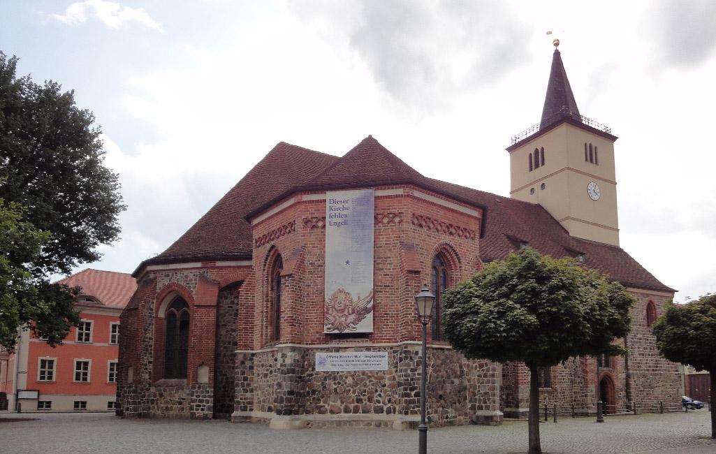 Beelitz, Stadtpfarrkirche