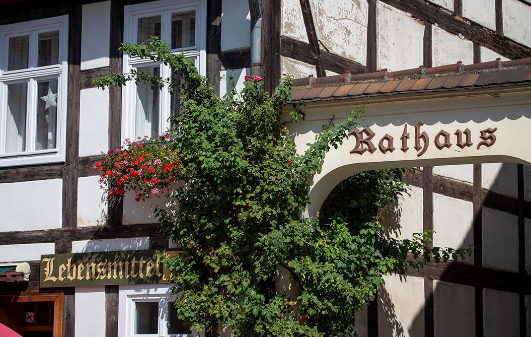 Rathaus Luebbenau