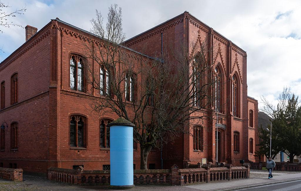 Perleberg, Gottfried-Arnold-Gymnasium