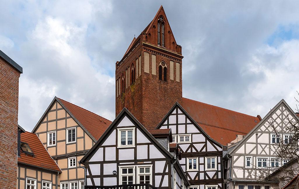 Perleberg, St. Jacobikirche