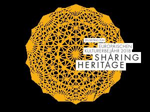 Logo Sharing Heritage 2018