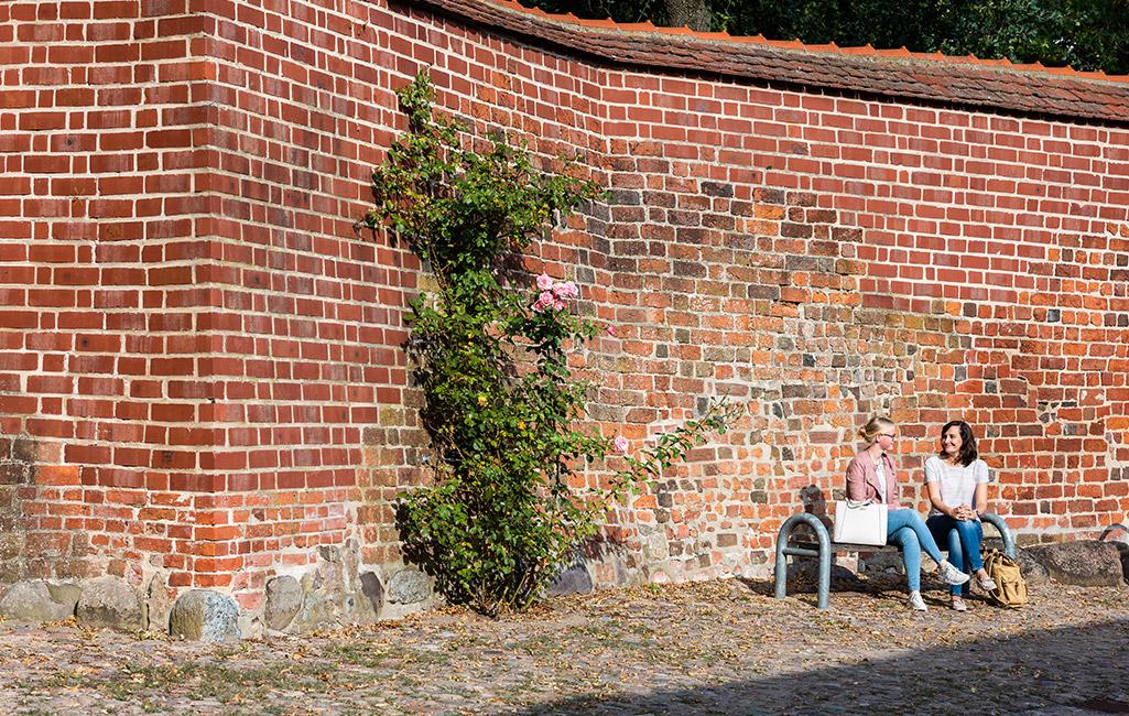 Wittstock Stadtmauer, 2018 Markus Tiemann