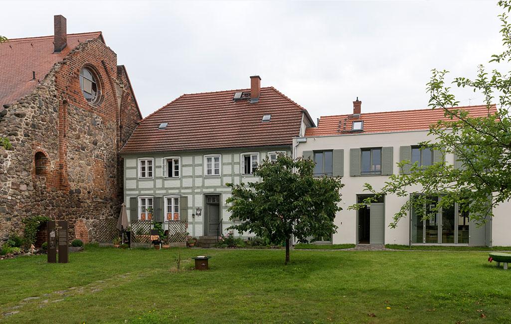 KYritz Heimatstube JS Bach Straße 6