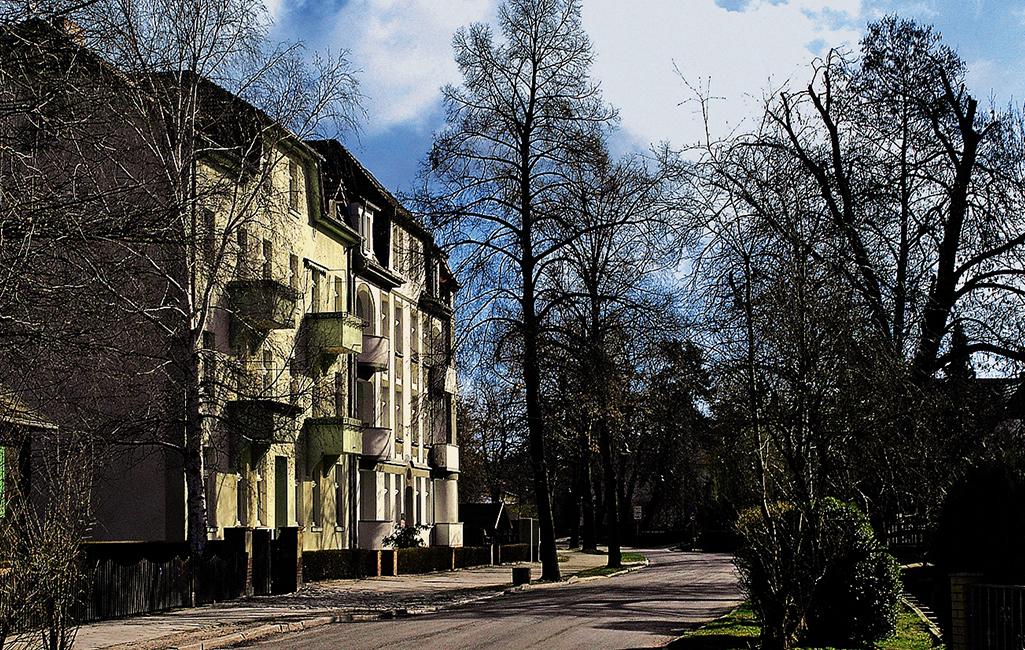 Lübbenau Ehm Welk Haus, DSK BIG