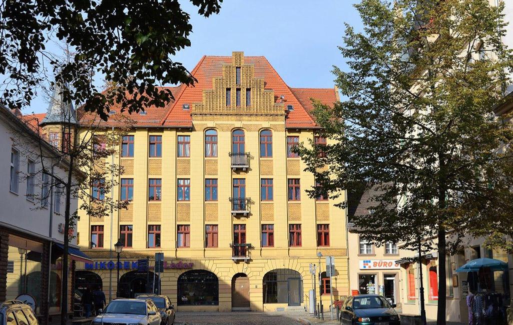 Nauen Barzsches Haus, 2018 Norbert Faltin