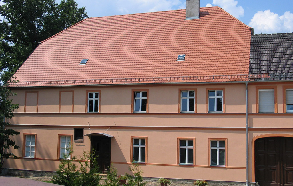 Uebigau, ehemalige Wassermühle, Ringstraße 16, 2010 Ews