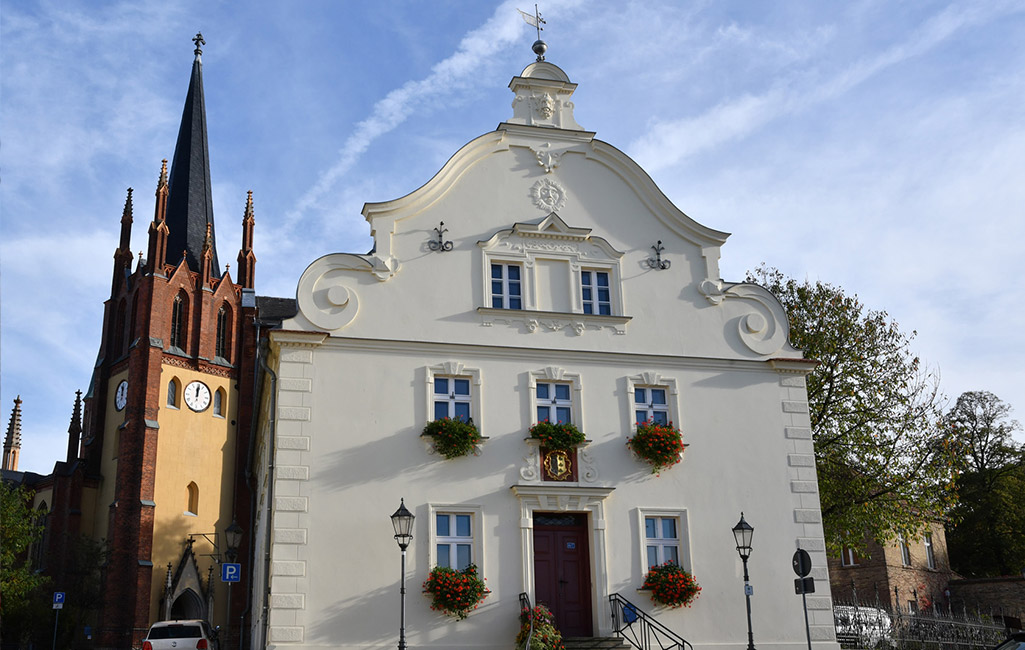 Werder Altes Rathaus, 2019 Ellen Fehlow
