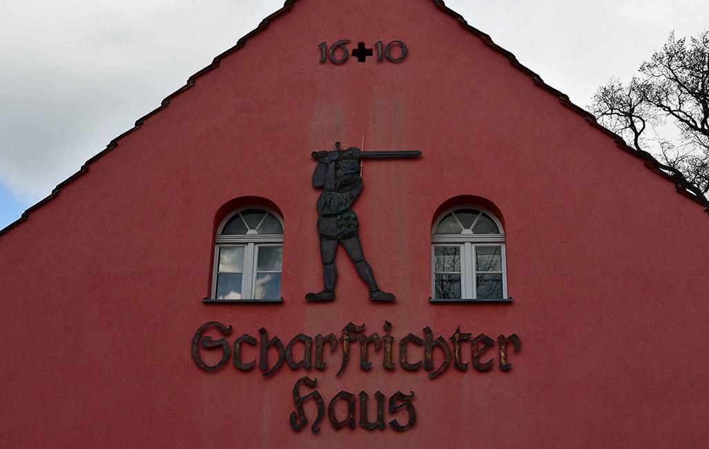 Werder Scharfrichterhaus, 2020 Ellen Fehlow