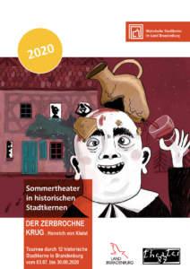 Sommertheater 2020 Plakat